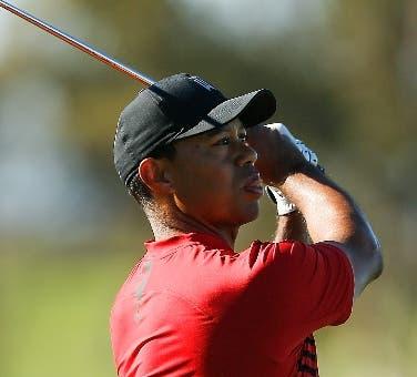 Tiger no sintió dolores en la espalda en el torneo.