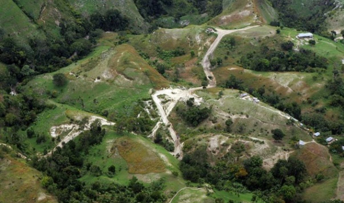 De ser ejecutado, el proyecto Romero     sería la primera mina subterránea del país.
