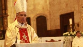 Monseñor Francisco Ozoria encabezó la celebración con motivo de la Jornada Mundial de la Paz.