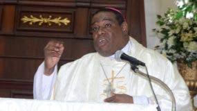 Monseñor Castro, vicario de Santo Domingo Norte y Monte Plata.