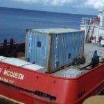 El barco Rayo Mcqueen no cuenta con los permisos legales.