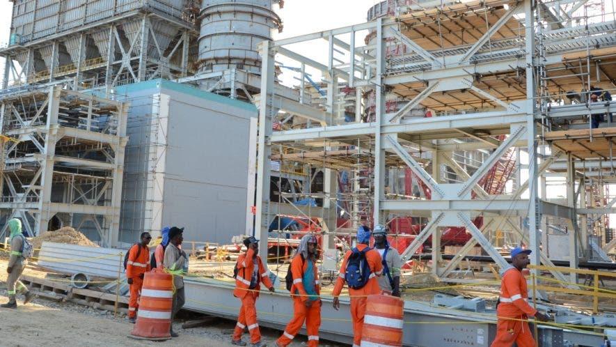 La CDEEE asegura que la generadora de Punta Catalina iniciará sus operaciones en este año.