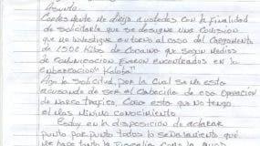 Ernesto Bienvenido Guevara Díaz apelará medida de coerción.