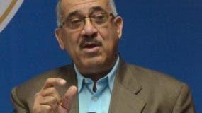 Leonardo Faña, presidente del Frente Agropecuario del PRM.