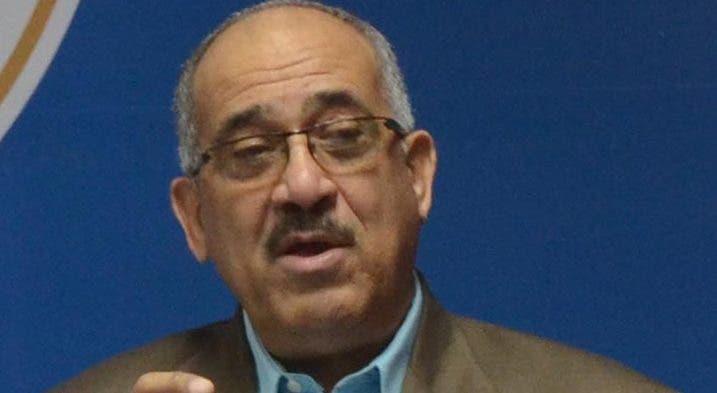 Leonardo Faña, dirigente del PRM.  archivo