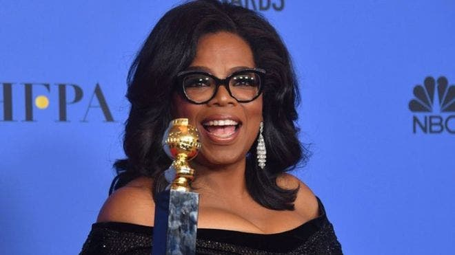 Con su discurso en los Globos de Oro, Winfrey abrió las especulaciones sobre su posible candidatura presidencial.