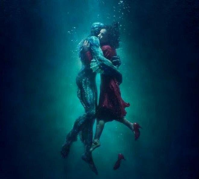 """""""La forma del agua"""" es una extraña fábula sobre el amor que se ha ganado el corazón de la crítica. (Foto: Cortesía ed Fox Searchlight)"""