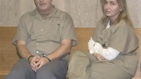Tea Kaganovich y Ramazi Mitaishivili, la pareja acusada de presentar más de 44 millones de dólares en reclamos fraudulentos a Medicare.