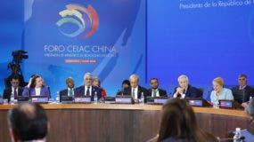 Canciller Migue Vargas participa en Foro de Ministros de Relaciones Exteriores CELAC-China.