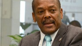 Radhamés Castro, alcalde de Boca Chica.  archivo