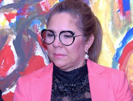 Iris Guaba directora del Plan Social.