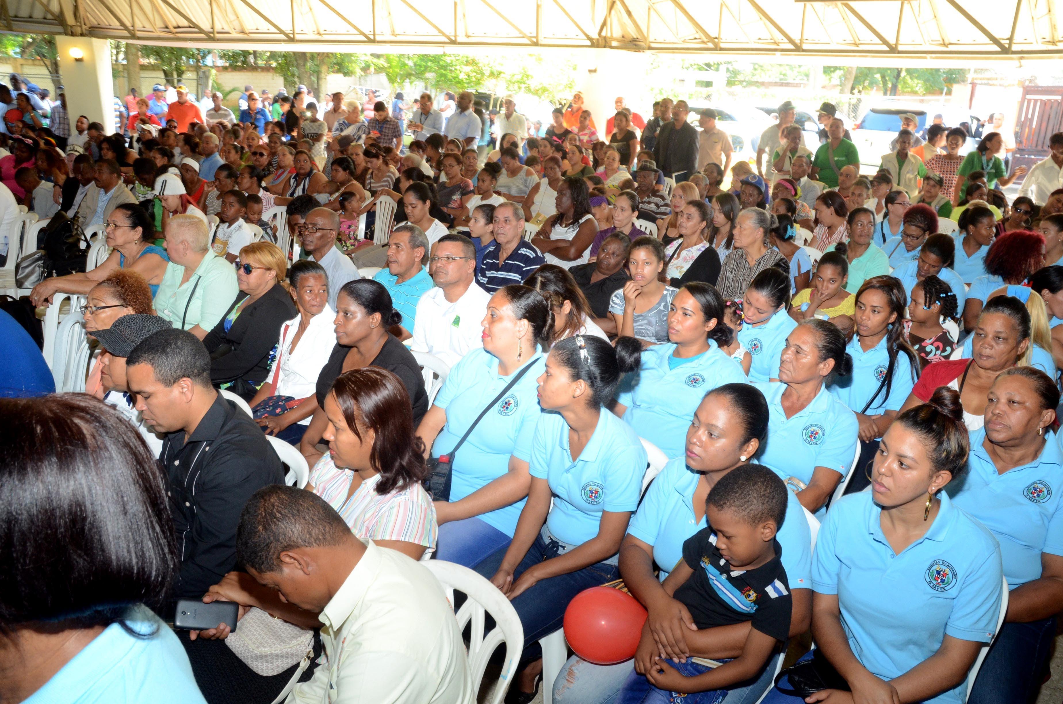 Gobierno reanuda Jornadas de Inclusión Social en sectores vulnerables