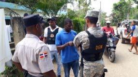 Tras la depuración, fueron deportados 210 haitianos que carecían de documentos.