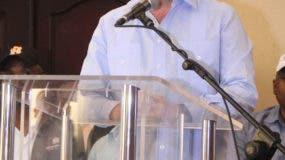 José Ignacio Paliza, aspirante a presidir el Partido Revolucionario Moderno (PRM)