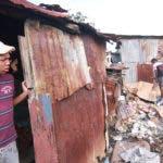 En el área donde se ha proyectado levantar el nuevo Domingo Savio habitan más de 45 mil personas, la mayoría en condiciones infrahumanas.