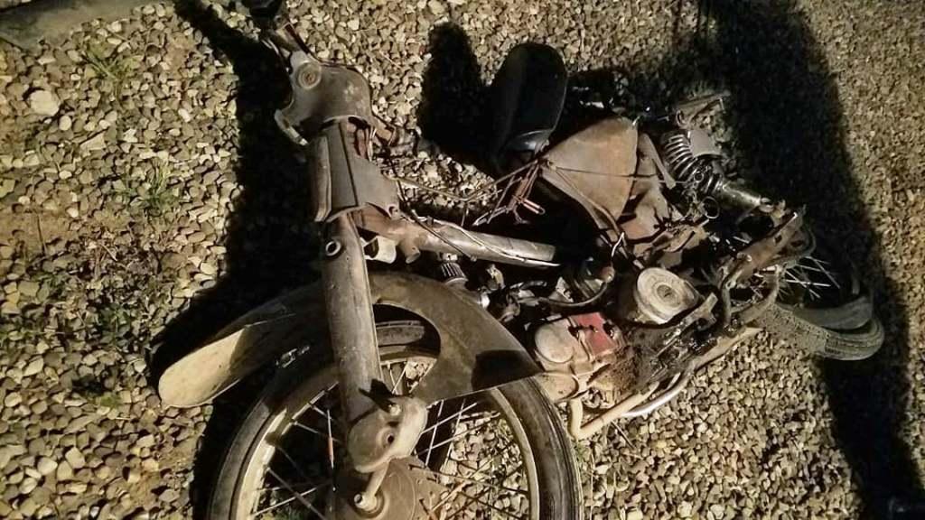 MUERE OBRERO EN VILLA ISABELA TRAS SER ARROLLADA LA MOTOCICLETA QUE CONDUCIA POR UNA CAMIONETA