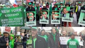 marcha-verde-ny-demanda-fin-corrupcion-e-impunidad-rd