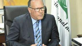 Nelson Monegro, director del SNS.