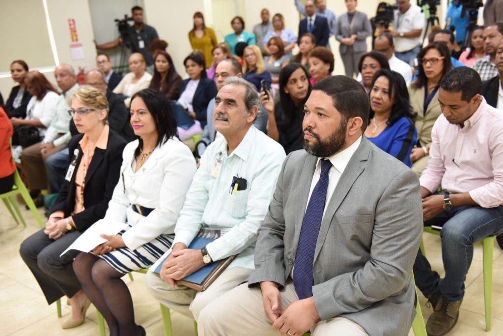 Participantes al encuentro