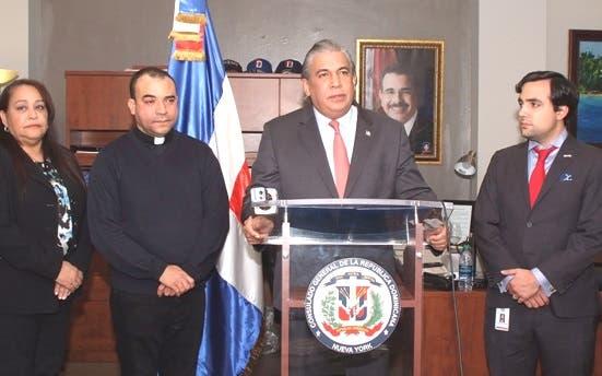 Primera Dama RD Llegará Este Sábado NY Asistir Misa Inica Mes Herendia Dominicana