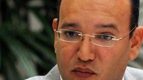 Diputado del PRM por Santiago, Ulises Rodríguez.