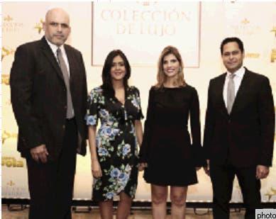 Grupo Ramos  con colección de  lujo