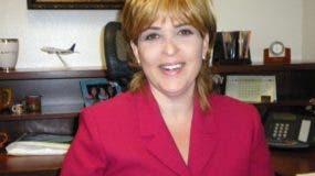 La periodista Yolanda Mañán fue vocera de Aerodom por más de 12 años.