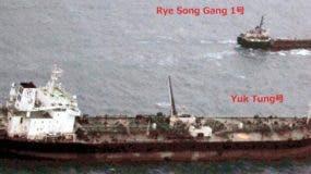 Tokio informó este miércoles a la ONU del contacto el pasado 20 de enero entre un barco de Corea del Norte, el Rye Song Gang 1, y un buque con bandera de Dominica, el Yuk Tung, en el de Marzo Oriental de China, donde llegaron a aproximarse mucho, en lo que consideran un posible traspaso de bienes que violaría las sanciones.