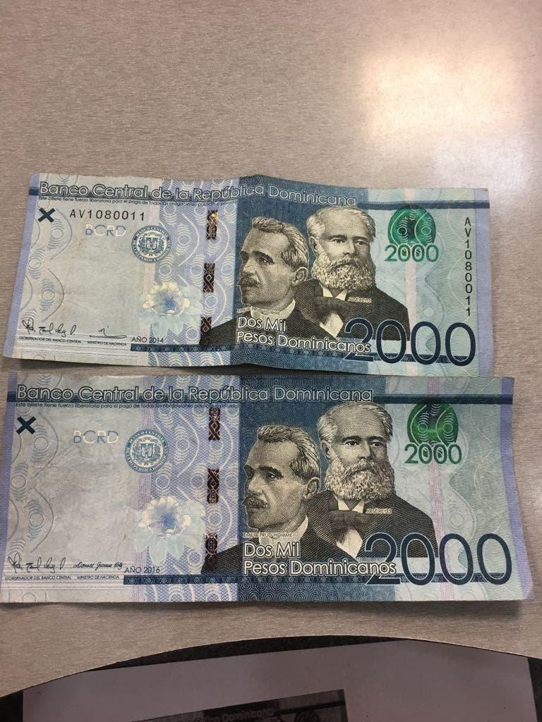 Banco Central recomienda a quienes reciban billetes de autenticidad dudosa acudir a sus oficinas