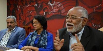 Wilson Roa, presidente del CMD habló del tema en rueda de prensa. foto: José De León.