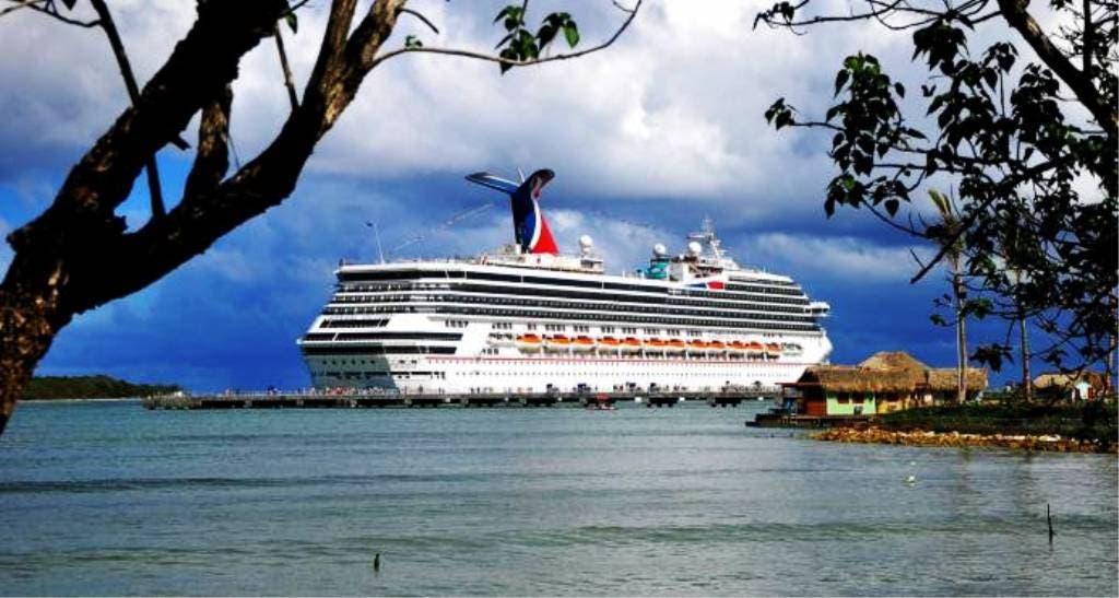 Se nota muy activa llegada de cruceros turísticos a Puerto Plata tras iniciar el 2018