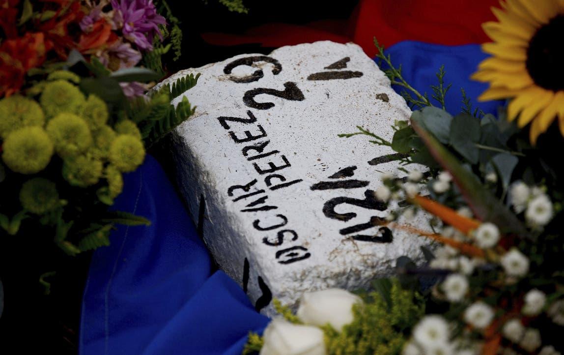 Parientes y simpatizantes despiden a Óscar Pérez con una misa en Venezuela
