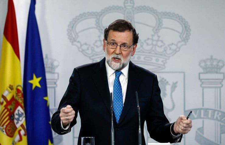 Rajoy: las nuevas sanciones de la UE contra Venezuela son «muy merecidas»