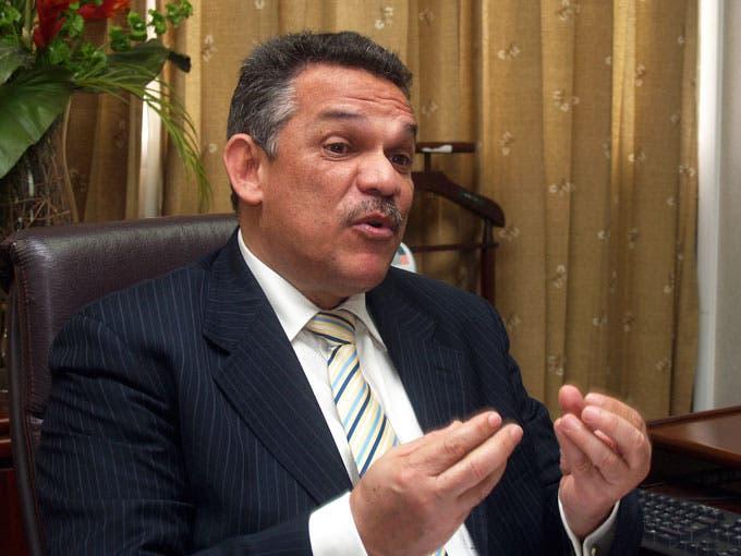 Ventura Camejo dice trabajará propuesta para reforma de la administración pública