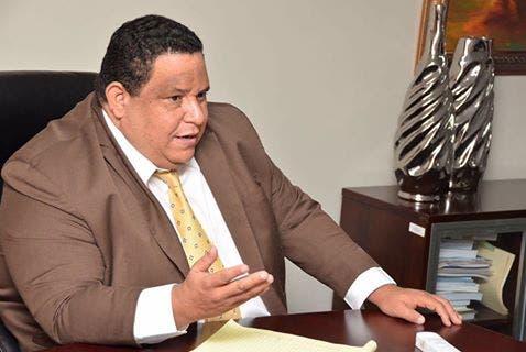 Rafael Hidalgo, presidente de Fedomu.