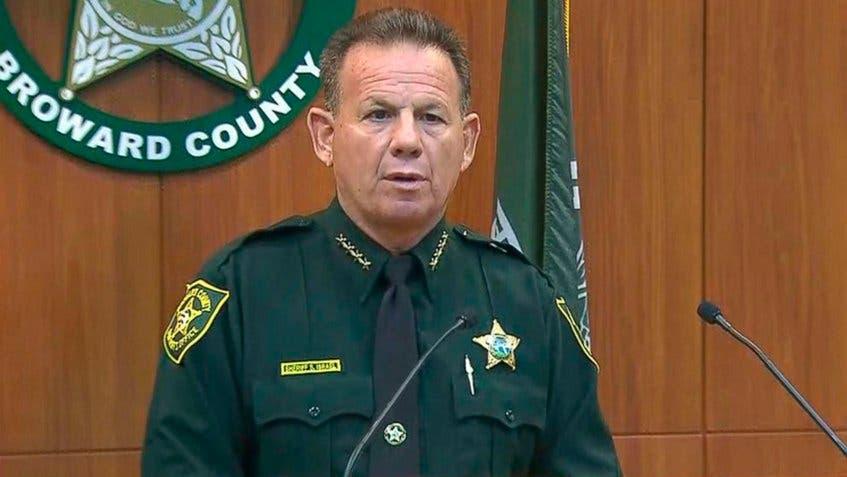 Alguacil del Condado Broward (Florida), Scott Israel.