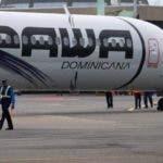 Ayer salió otro  vuelo con   pasajeros varados.  ARCHIVO.