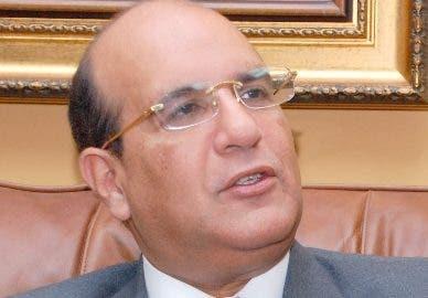 Julio César Castaños Guzmán, presidente de JCE.     Degnis de león.