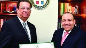 Miguel Fiallo y Miguel Reyes.