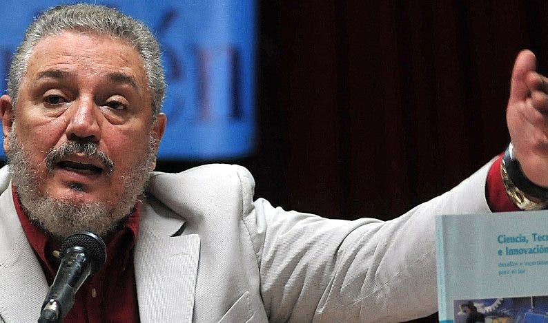 Hijo mayor de Fidel Castro se suicida en Cuba