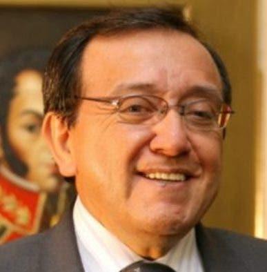 Comisionado de la CIDH, Luis Ernesto Vargas.