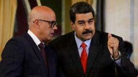 El presidente de Venezuela Nicolás Maduro dijo que la fecha de las elecciones es inamovible.  Ap