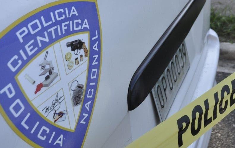 Policia Cientifica en la escena de un Crimen. Justo Maracallo