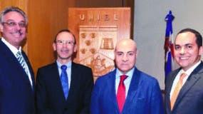 Marcos Núñez, Antonio Ayala, José Serres y Luis López Tallaj.