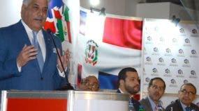 Miguel Vargas destacó que la inversión mexicana asciende aUS$ 7,500 millones.