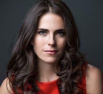 Karla Souza ha participado en series y novelas.