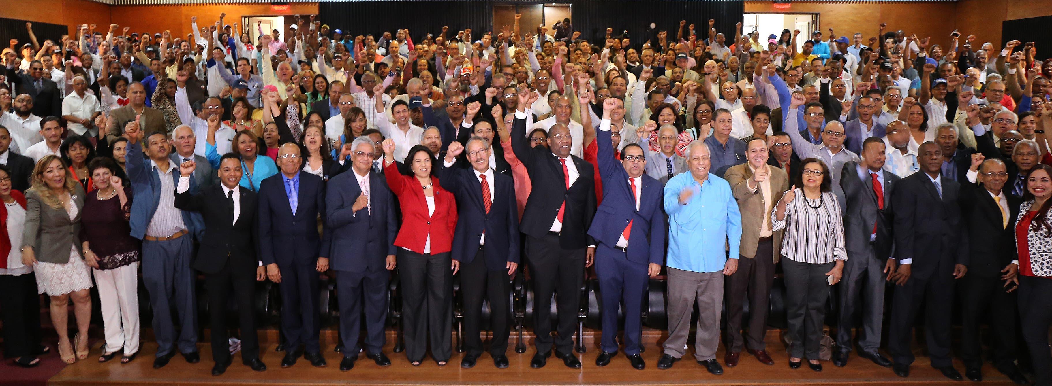Editudris Beltrán dice panorama electoral lo proyecta como próximo rector de la UASD