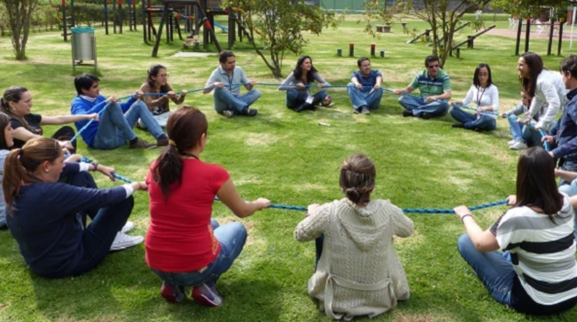 """""""Coaching"""" al aire libre en La Cuaba"""