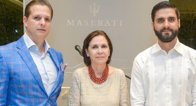 Reid & Compañía da a conocer nuevo Maserati