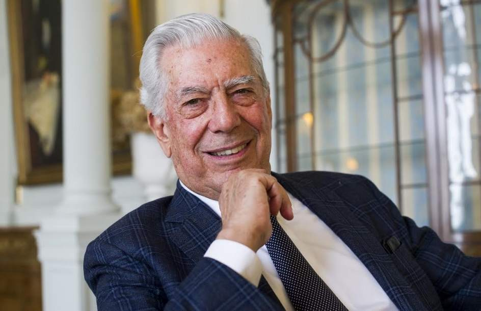 Vargas Llosa presentará serie documental sobre su vida en México